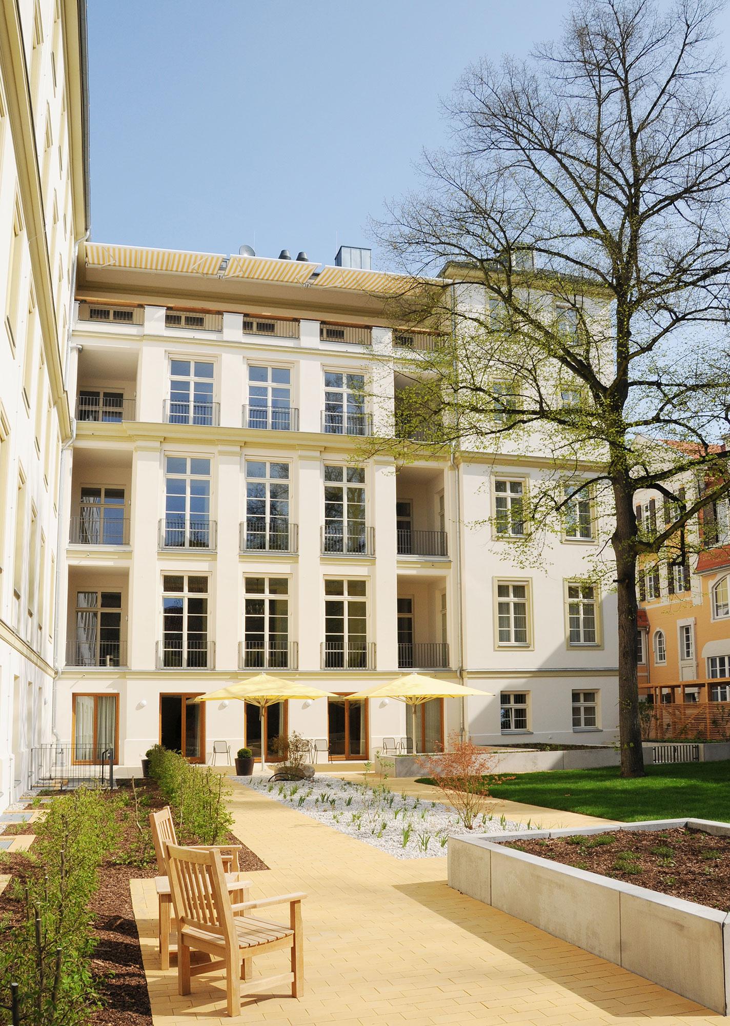 nova vita seniorenresidenzen Berlin