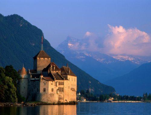 Nova Vita Montreux, Château Montreux