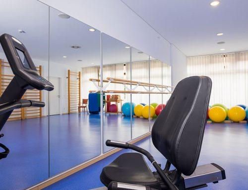 Nova Vita Essen, Gym